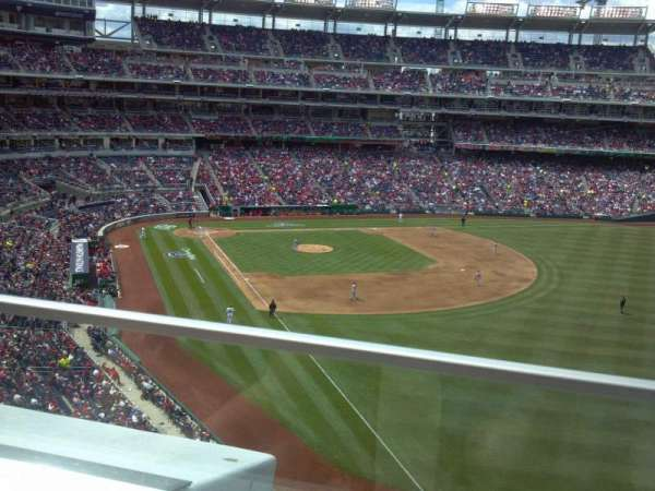 Nationals Park, section: 230, row: ADA, seat: 5