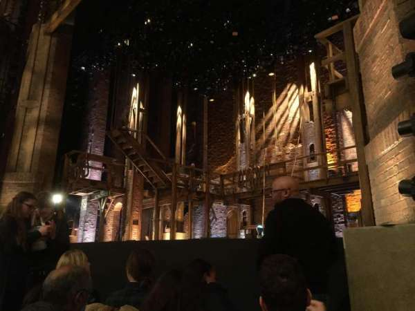 Richard Rodgers Theatre, section: Orchestra R, row: E, seat: 12