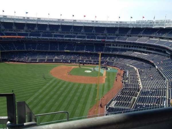 Yankee Stadium, section: 433, row: 7, seat: 20