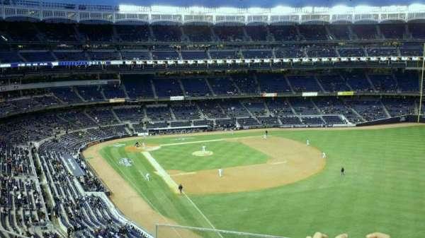 Yankee Stadium, section: 308, row: 4, seat: 21