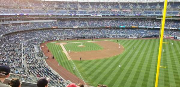 Yankee Stadium, section: 308, row: 5, seat: 7