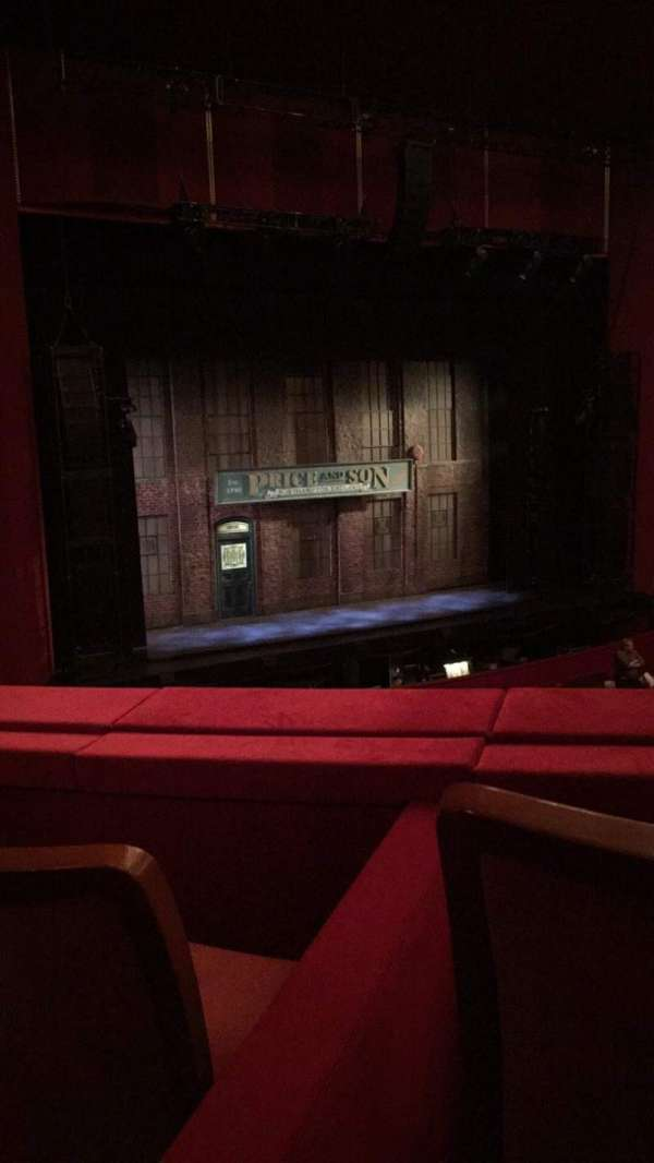 The Kennedy Center Opera House, section: Box 108, row: B, seat: 9