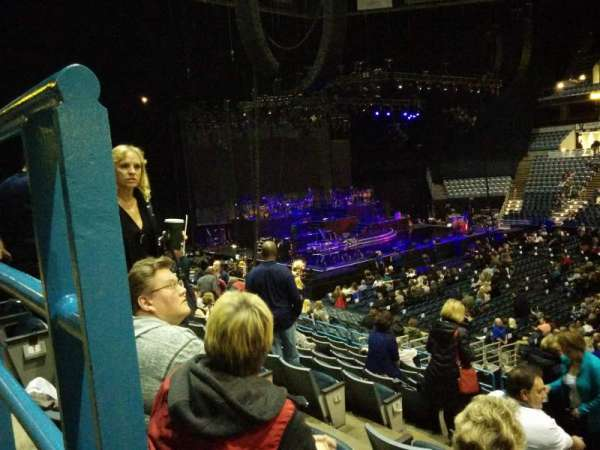 BMO Harris Bradley Center, section: 214, row: U, seat: 16