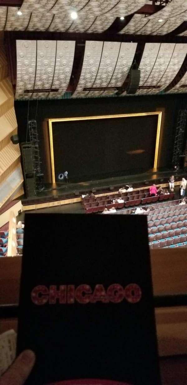 SKYPAC, section: Balcony, row: A, seat: 308