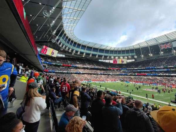 Tottenham Hotspur Stadium, section: 103, row: 24, seat: 45