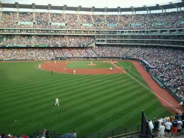 Progressive Field, section: 180, row: U, seat: 18