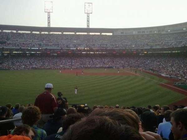 PNC Park, section: 235, row: P, seat: 20