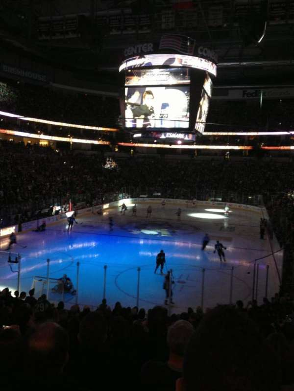 PPG Paints Arena, section: 117, row: U, seat: 12