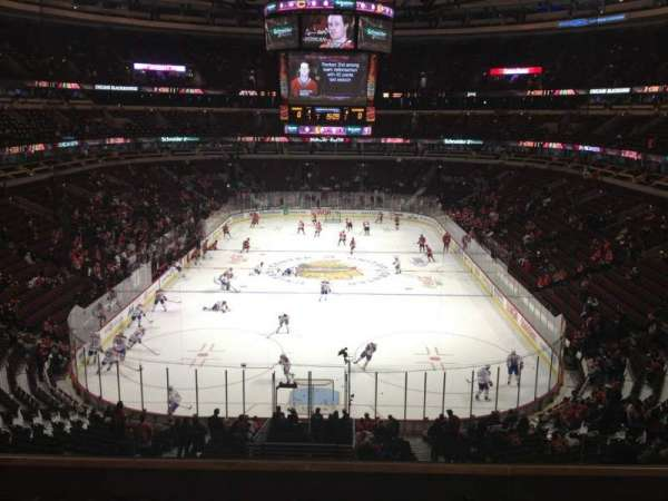 United Center, section: 226