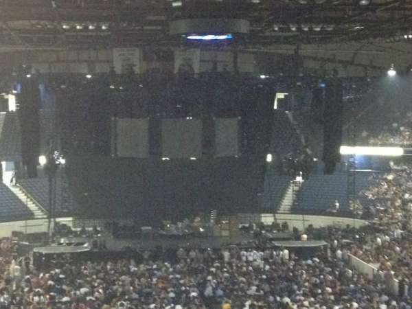 Allstate Arena, section: 214