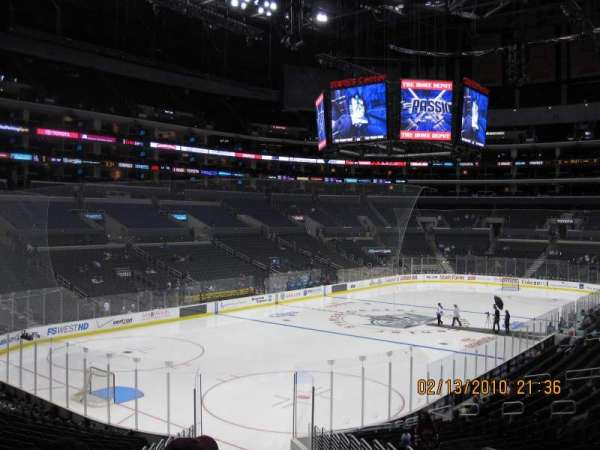 Staples Center, section: 214