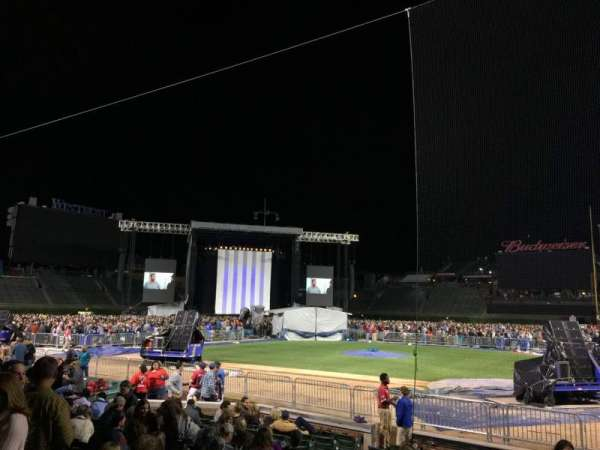 Wrigley Field, section: 15, row: 14, seat: 12