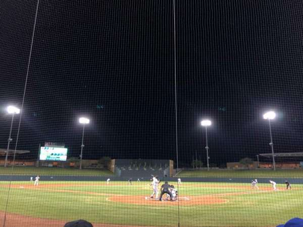 Salt River Fields, section: 112, row: 5, seat: 10