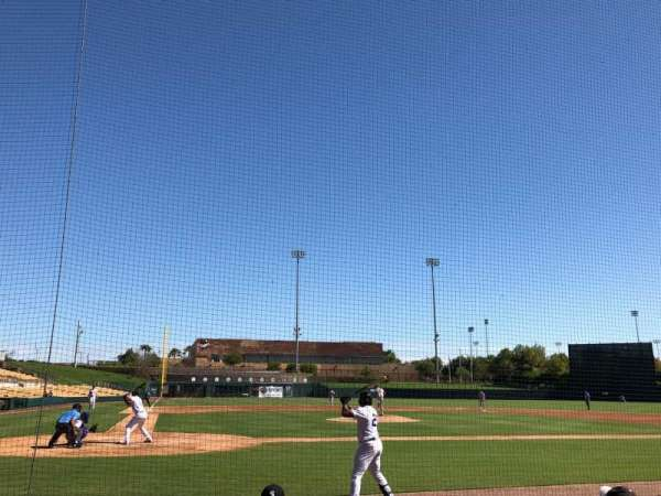 Camelback Ranch, section: 12, row: 6, seat: 3