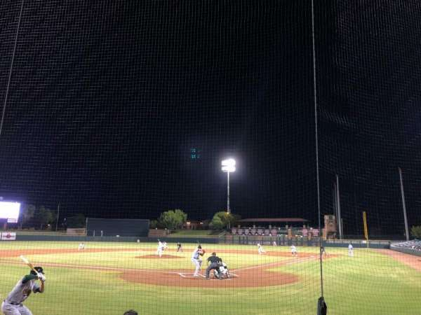 Scottsdale Stadium, section: 103, row: E, seat: 3
