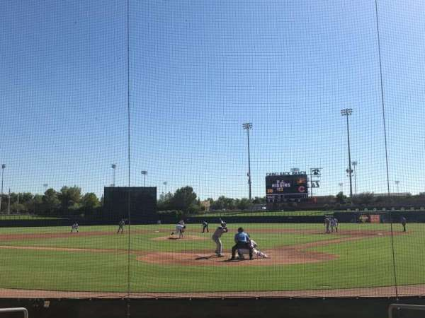 Camelback Ranch, section: 16, row: 7, seat: 4