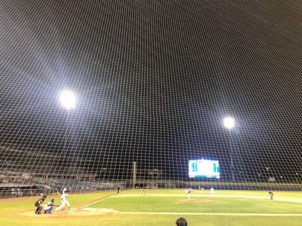 Peoria Sports Complex, section: 108, row: 1, seat: 1