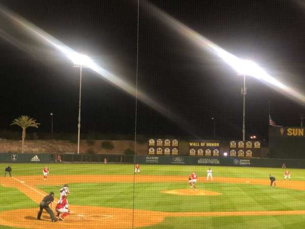 Phoenix Municipal Stadium, section: 5, row: 12, seat: 11