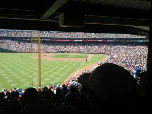 Globe Life Park in Arlington, section: 9, row: 24, seat: 7