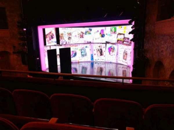 August Wilson Theatre, section: Mezzanine R, row: C, seat: 16