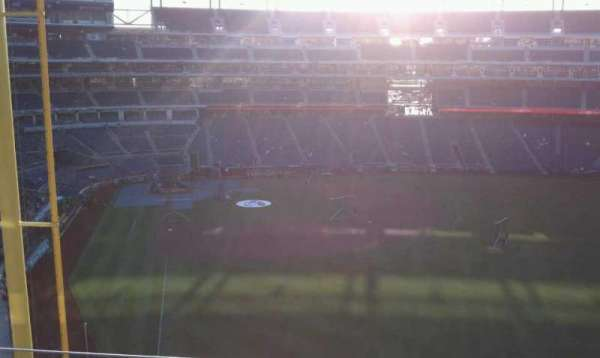 Nationals Park, section: 234, row: F, seat: 4