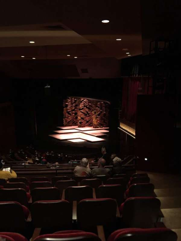 Paper Mill Playhouse, section: R mezz, row: HH, seat: 24