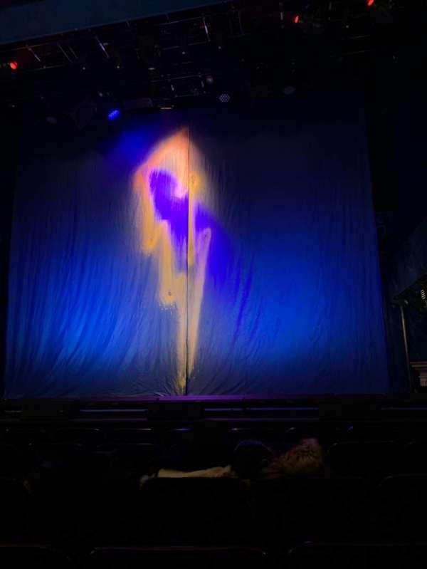 Longacre Theatre, section: Orchestra C, row: E, seat: 104