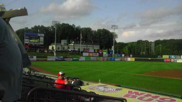 Joseph L. Bruno Stadium, section: 150, row: K, seat: 18