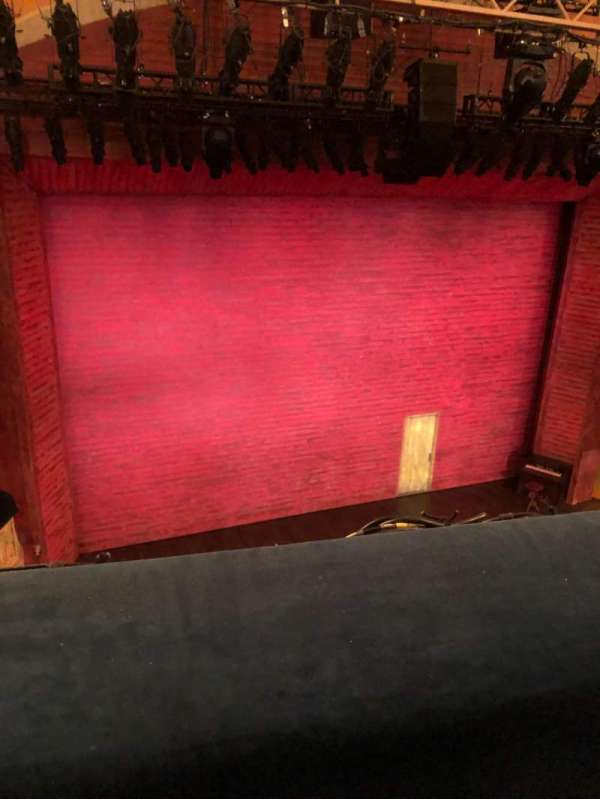 Shubert Theatre, section: Balcony L, row: A, seat: 5