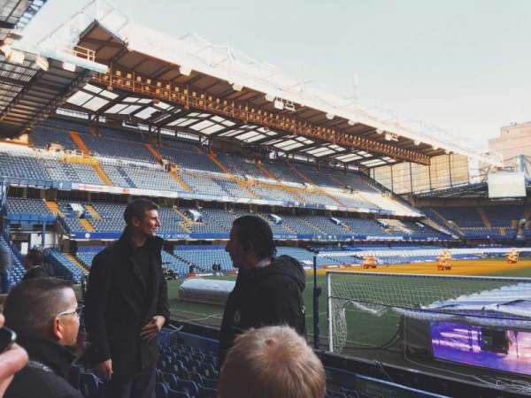 Stamford Bridge, section: MATTHEW HARDING LOWER 12, row: I, seat: N/A