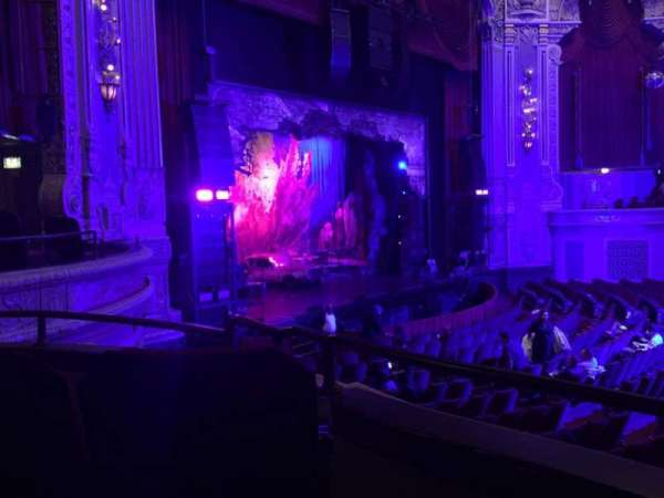 James M. Nederlander Theatre, section: Dress Circle L, row: CC, seat: 5