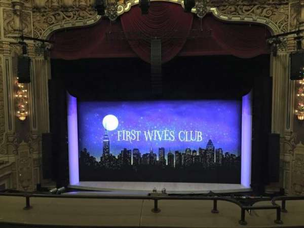 Nederlander Theatre (Chicago), section: LOGE C, row: D, seat: 308