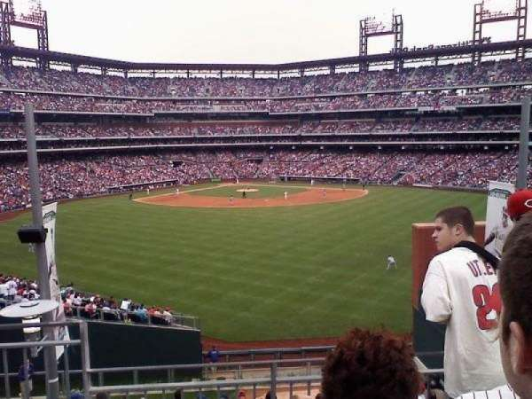 Citizens Bank Park, section: Bud Light Bleachers