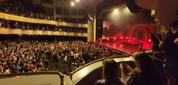 The Met Philadelphia, section: Grand Salle Box 5, row: B, seat: 2