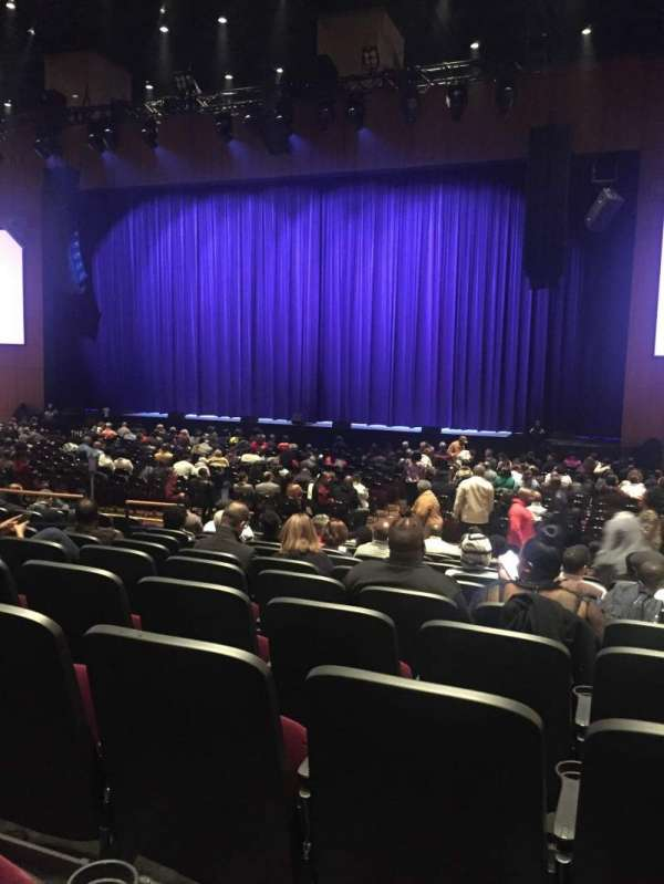 The Theater at MGM National Harbor, section: 102, row: L, seat: 5
