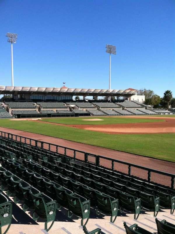Ed Smith Stadium, section: 102, row: 7, seat: 7