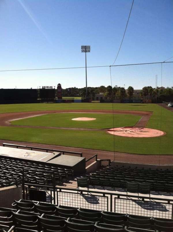 Ed Smith Stadium, section: 215, row: 7, seat: 9