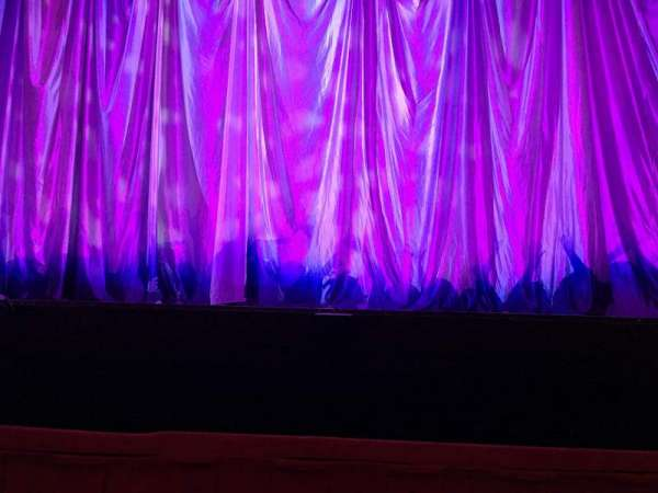 Cadillac Palace Theater, section: Orchestra C, row: 1, seat: 113
