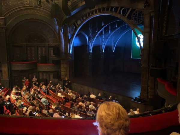 Princess Theatre (Melbourne), section: DICR, row: B, seat: 40and41