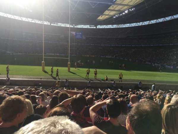 Wembley Stadium, section: 111, row: 20, seat: 263