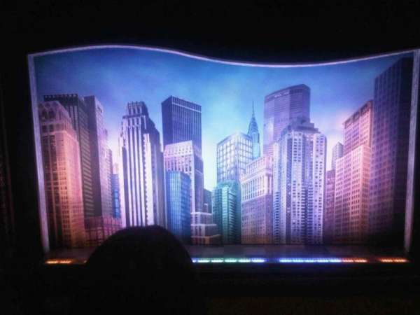 Al Hirschfeld Theatre, section: Mezzanine, row: D, seat: 108