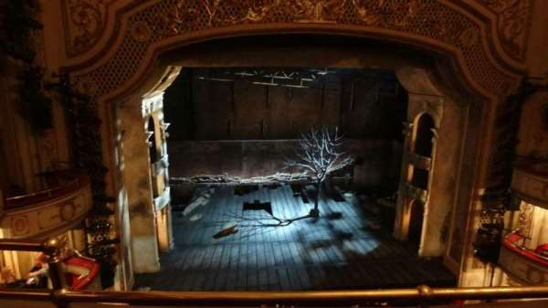 Cort Theatre, section: Balcony C, row: B, seat: 102