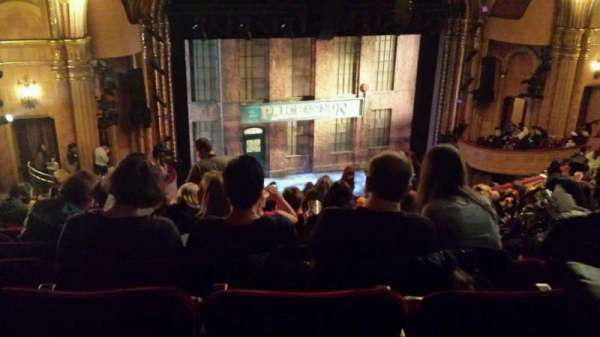 Al Hirschfeld Theatre, section: Mezzanine, row: S, seat: 15