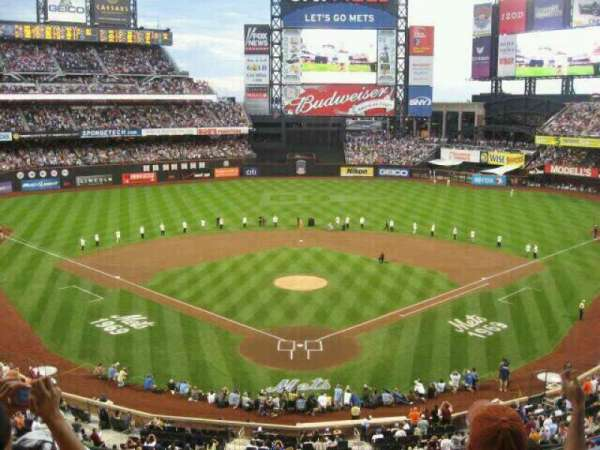 Citi Field, section: Promenade, row: Reserve