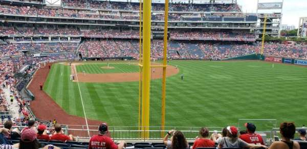 Nationals Park, section: 235, row: j, seat: 7