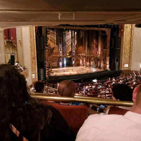 Orpheum Theatre (Memphis), section: MEZZL, row: B, seat: 26