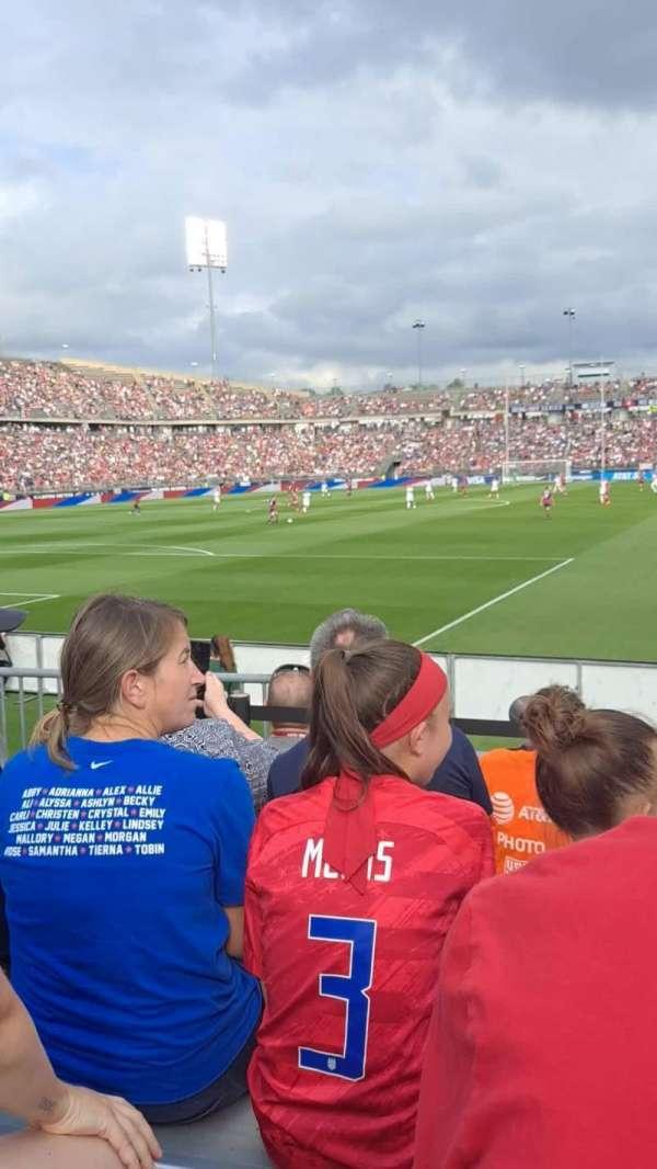 Rentschler Field, section: 134, row: 5, seat: 35