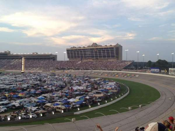 Atlanta Motor Speedway, section: Elliot Grandstand 53, row: 21, seat: 1