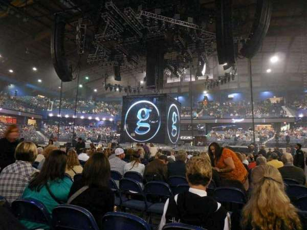 Allstate Arena, section: Floor