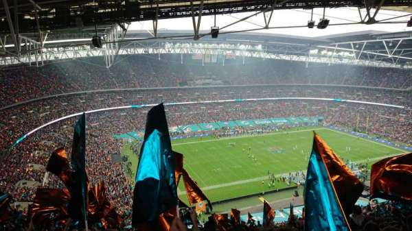 Wembley Stadium, section: 506